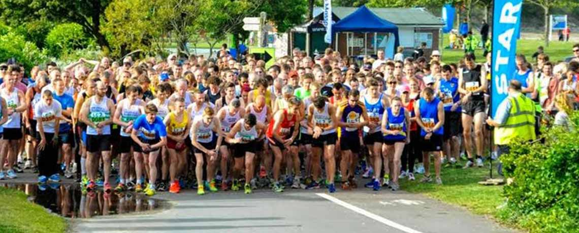 Swansea Bay 5K Results for May 2017