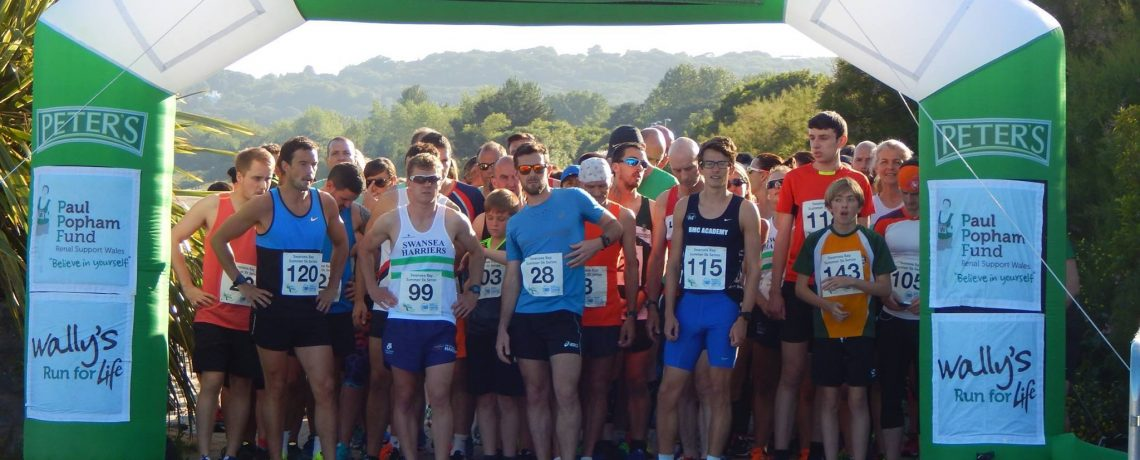 Swansea Bay Summer 5k Series – 12th July Results