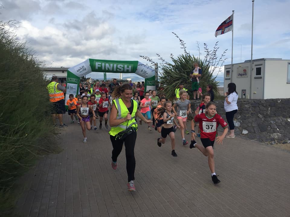 Swansea Bay Summer 5k Series and Fun Run Race 3 Round Up