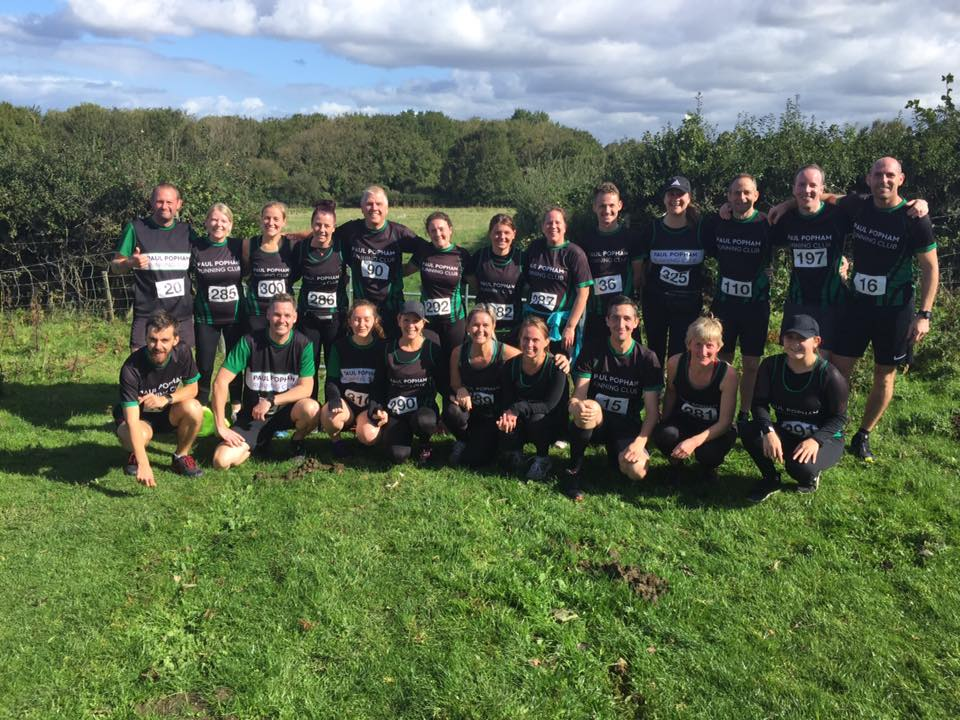 WEST GLAM XC RETURNS FOR 2019/20 SEASON